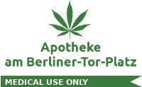 Cannabis aus Ihrer Apotheke Logo